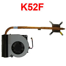 For ASUS X52F K52F A52F K52J K52JR P52J A52J K52D X52D K52DR Heatsink & CPU Fan