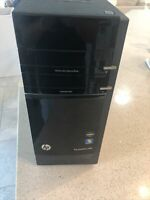 HP Pavilion HPE Series Computer Tower Case + FSP Group 250W PSU