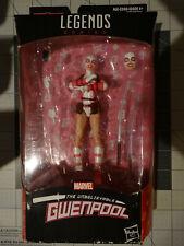 Marvel Legends Gwenpool Damaged