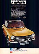 Chrysler-Simca-1301-S-1975-Reklame-Werbung-genuineAdvertising-nl-Versandhandel