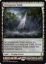 Tombeau Luxuriant PREMIUM / FOIL - Overgrown Tomb Zendikar Expeditions Magic Mtg
