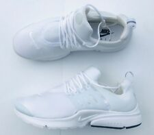 newest collection 1c818 b127a Nike Air Presto Essential Running Shoes 848187-100 White Black Mesh Men s  Sz 12