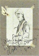 TV  - MATHIAS RICHLING - Autogramm Original alte Karte