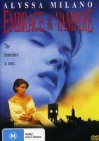 Embrace of the Vampire [New DVD] Australia - Import, NTSC Region 0