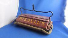 ancien jouet tete de balai bissell de poupee baby en bois epoque 1950