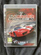 Mit integrierter Herausforderung ps3 Playstation 3 Autos Racing