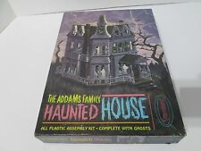 Aurora Rare 1965 The Addams Family Haunted House Model Kit 805 -198 New In  Box
