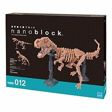 Nanoblock T-REX SKELETON Building Blocks Kit (590 Piece) NBM 012