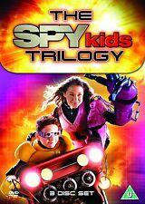 Spy Kids Trilogy DVD Antonio Banderas Carla Gugino Robert Brand New and Sealed