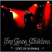 Sex Gang Children - Live In Vienna (2011)  CD  NEW/SEALED  SPEEDYPOST