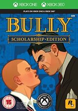 Bully: Scholarship Edition XBOX ONE & XBOX 360  NEW SEALED PAL