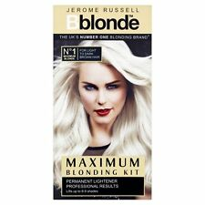 JEROME RUSSELL BBLONDE NO 1 MAXIMUM BLONDING KIT