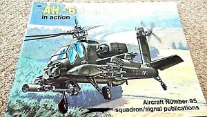 SQUADRON/SIGNAL #95: AH-64 APACHE IN ACTION (1989) #1095