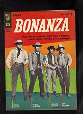 BONANZA #5 VG+  1963 GOLD KEY