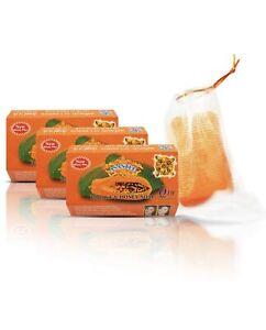 Pack Of 4 pc x 125g - Asantee Thai Papaya Skin Whitening Soap