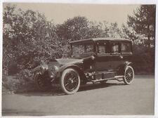PHOTO ANCIENNE Automobile Voiture Auto Renault Peugeot Citroën ? Vers 1900