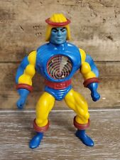 Vintage He-Man MOTU Masters Of The Universe Sy Klone 1985