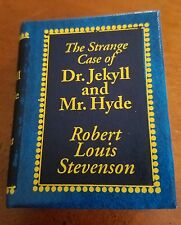 Dr Jekyll and Mr Hyde Del Prado Miniature Book Library Robert Louis Stevenson