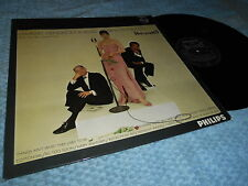 Lambert Hendricks & Ross Sing Ellington (LP) UK 1960 orig STEREO RARE!! NM!!
