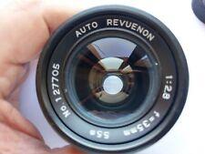 Auto Revuenon 35 mm F/2.8 M42