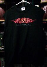 LAS VEGAS SHIRT Fire Tattoo Vegas Sleeveless T-Shirt LAS VEGAS, NEVADA Men XL