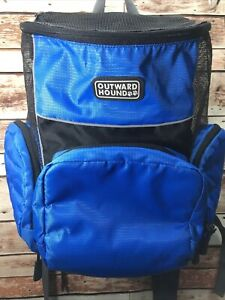 Outward Hound Backpack Small Dog Carrier Pockets NWOT Pet Breathable Zip