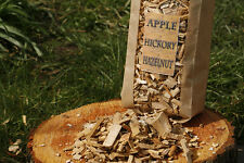APPLE HICKORY HAZELNUT BBQ Smoking Wood Chips MIX, 5L  BUY 2 GET 3 NOW OFFER