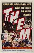 "Them  Movie Poster Replica 13x19"" Photo Print"