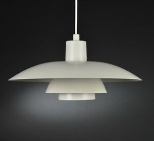 Poul Henningsen PH 4/3 pendant lamp light by Louis Poulsen
