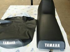 YAMAHA BANSHEE 1987 TO 2006  MODEL REPLACEMENT SEAT COVER  BLACK (Y66--n12)