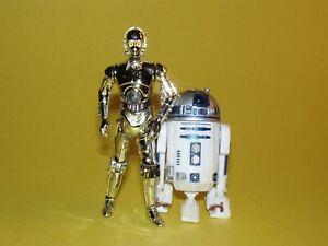Star Wars TLC Resurgence of the Jedi C-3PO & R2-D2 Loose