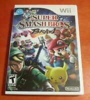 Super Smash Bros. Brawl Nintendo Wii HAL Laboratory  Game Freak  Sora  Havok