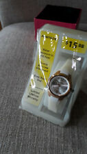ARMITRON by Timex WOMANS SMALL WATCH ROSEGOLDPLATED