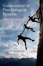 Zweigenhaft & Borgida - Collaborative Research in Psychological Science NEW