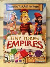 tiny token empires --- strategy puzzle computer game --- new