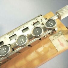MACHINE A CALCULER MEDICALE COMPTEUR D'HEMATOLOGIE @ *1911 SHIPPING WORLDWIDE