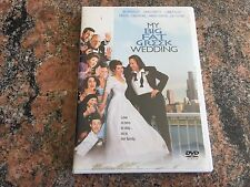 My Big Fat Greek Wedding - Nia Vardalos (DVD, 2003, Widescreen)