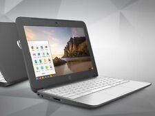 HP ChromeBook 11 G4 4GB RAM 16GB Black Free Delivery