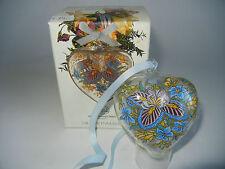 Hutschenreuther Cristallo Cuore cuore-vetro 1995 ( MIO ARTICOLO N.1995-3 )