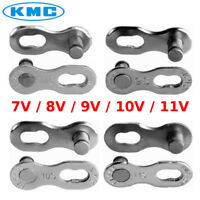 KMC MISSING LINK CHAIN CONNECTOR 7 8 9 10 11 SPEED FITS SHIMANO SRAM KMC SUNRACE