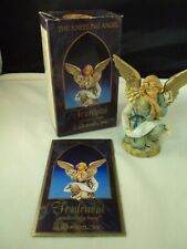 Vintage Fontanini Kneeling Angel Heirloom Nativity Collection #72518 Italy A11