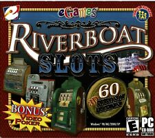 Lot of 15 Riverboat Slots Pc Sealed New Jewel Case