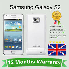 Unlocked Samsung I9100 Galaxy S2 S II Android Smart Mobile Phone 16GB White 4.3""