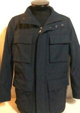 Marc New York Andrew Marc Blue Field Polyester Field Winter Jacket Large