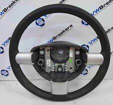 Volkswagen Beetle Convertible 2002-2006 Steering Wheel Silver Inserts