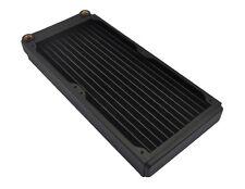 XSPC EX280 Slim Line Dual 140mm Fan Water Cooling 280mm Radiator Black