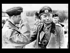 German General Heinz Guderian PHOTO Panzer Tank Commander World War 2 Germany
