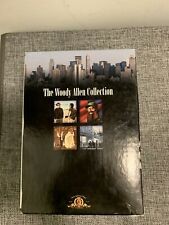 The Woody Allen 8 Disc Collection DVD