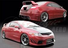 2006-2008 HONDA CIVIC 2DR COUPE ACE STYLE FULL BODY KIT BY AIT RACING