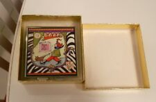 "WALK THE DOG MIRROR COMPACT-EXCELLENT-2 3/8"" X 2 1/2"""